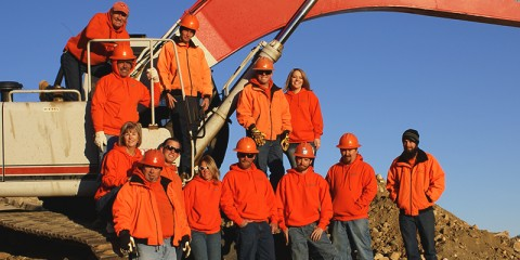 High Desert Underground, INC. Crew